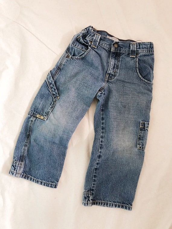 Vintage Levis Wideleg Jeans // 5T