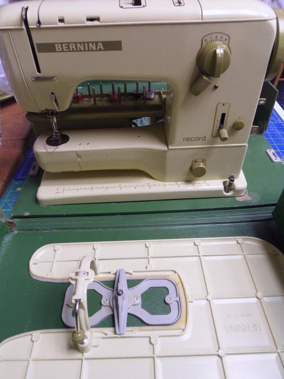 Bernina Sewing Machine Parts Amazing SaleBernina 48 Record