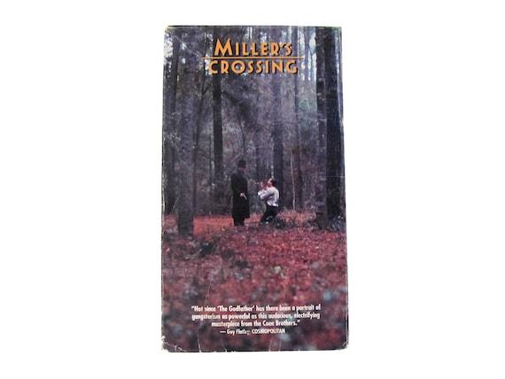 Millers Crossing VHS