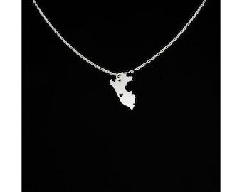 Peru Necklace - Peru Gift - Peru Jewelry