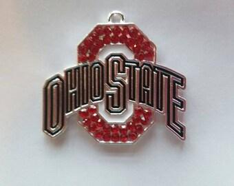 Ohio State Buckeyes pendant