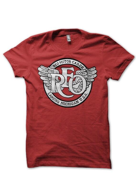 REO Motors t-shirt