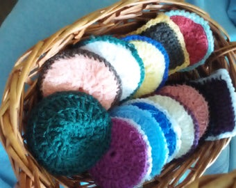 Made to order scrubbies