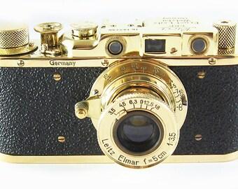LEICA Russian rf 35mm Film Rangefinder Copy Camera by Fed Zorki