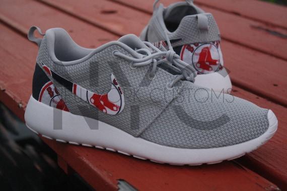 Nike Roshe Courir Red Sox Infantile