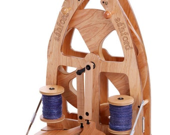 FREEbies with Ashford Joy 2 Spinning Wheel with Bag, Double Treadle, FREE Shipping
