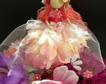 Fairy Doll in Pink