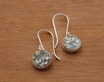 Sterling Silver Drop & Dangle Earrings Quartz Earrings