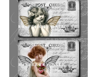 Innocence - digital download - cards - journals - scrapbooking - crafts - Raspberry Hall