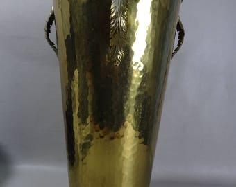 Yellow copper umbrella-years 60/70