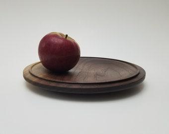 Walnut Plate