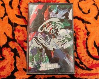 The Cure Kiss mixed up Cassette Tape