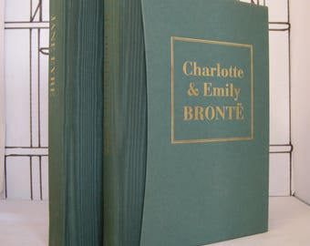 Jane Eyre and Wuthering Heights by Charlotte and Emily Brontë