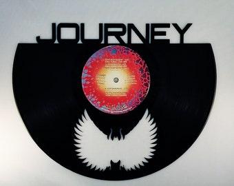 JOURNEY Vinyl Record Wall Art
