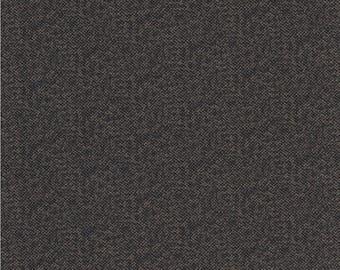 In the Beginning Fabrics, TextureGraphix, Jason Yenter, Dark Stone Tweed Print