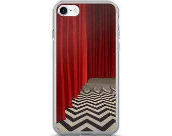 Twin Peaks, Red Room iPhone 7/7 Plus Case