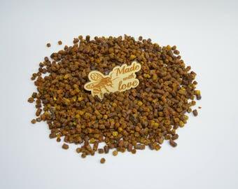 Organic 100% Bee Bread Naturally Fermented Pollen