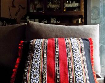 Set: Two Vintage Pillowcase