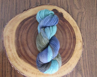 Fairy Mother - Hand Dyed Sport Weight 100% Wool Indie Kettle Dyed