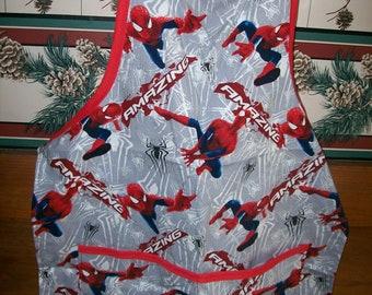 Spiderman Childs Full Apron