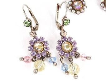Sorrelli crystal earring
