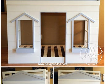 Little House Loft Bed Cottage Loft Bed