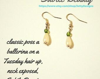 Subtle Beauty Earrings