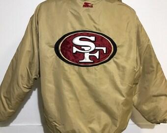 Vintage San Fransisco 49ers Starter Jacket XL