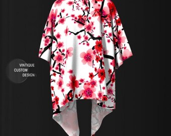 KIMONO Cover Up Bolero Swimsuit Cover up Wrap Shaw For Women - Mothers Day Gift - Gift for Wife - Womens Clothing - Spring Clothing - Womens