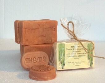 Tomate & Aloe Vera Soap