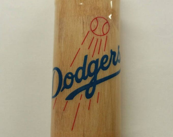 Los Angeles Dodgers BIC Lighter Case Holder Sleeve Cover Baseball MLB