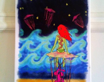 Canvas 'Prom night'