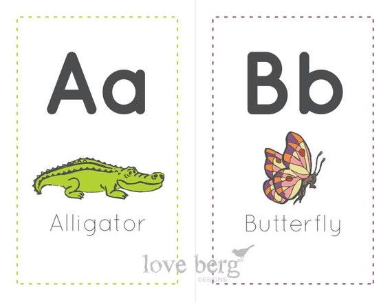abc flash cards pdf