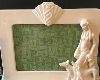 Stylized Art Deco Frame
