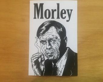 X-Files Cigarette Smoking Man Sticker (Pack of 3)