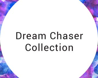 """Handmade statement stud earrings // gifts for her // """"Dream Chaser Collection"""""""