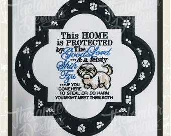T1119 This Home (Shih Tzu)