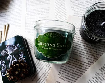 Scented candle Cunning Snake 230ML soy/vegan