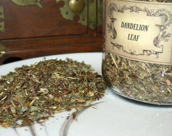 Dandelion Herb~Planet Jupiter~Elements Air and Fire~Psychic Ability