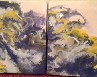 Fade To Grey I & II