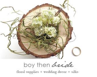 Greenery wedding, ring bearer box, ring bearer box vintage, ring box wood, wooden ring bearer box, wedding ring box, alternative ring bear