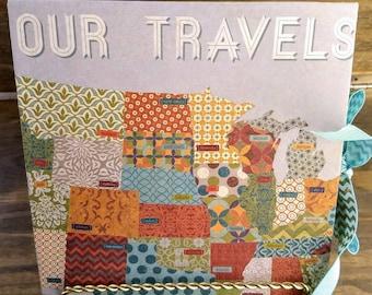 Our Travels Accordion Album