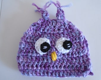 Crochet Kawaii Owl Tea Cosy