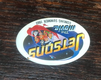 1990 Jetsons The Movie Pin