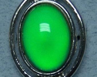 1970s Fancy Mood Ring RARE Large Crown 231