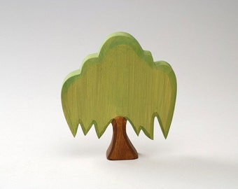 Wooden Toy - Tree Toy - Wooden Tree - Nature Table - Eco Friendly - Waldorf Toy - Natural - Forest Woodland - Waldorf Tree - Wooden Toy