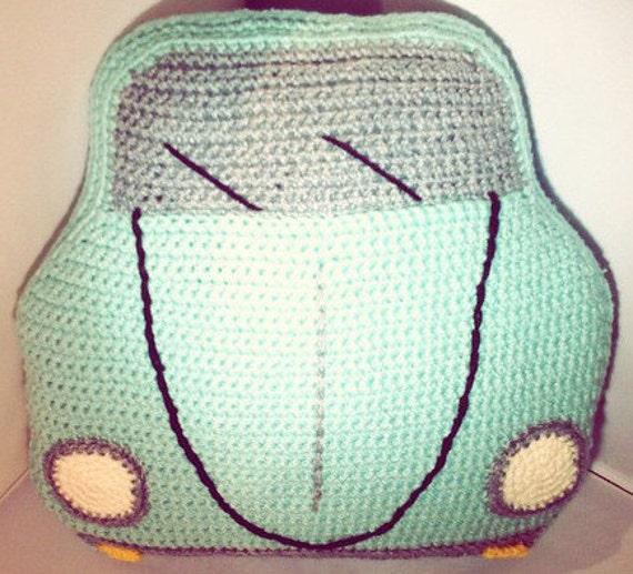 auto kissen k fer bug designs vw bug zubeh r vw kissen. Black Bedroom Furniture Sets. Home Design Ideas