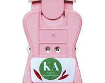 Knitting Counter with Lock Function - Pink