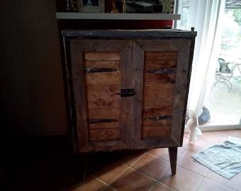 Furniture handmade tank