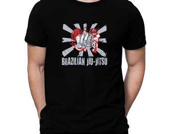 Brazilian Jiu Jitsu Fist T-Shirt